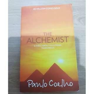 THE ALCHEMIST #kanopixcarousell