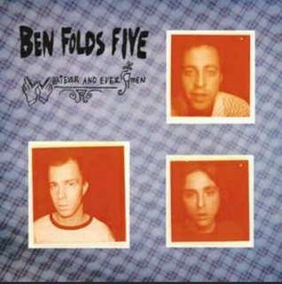 arthcd BEN FOLDS FIVE Whatever And Ever Amen CD