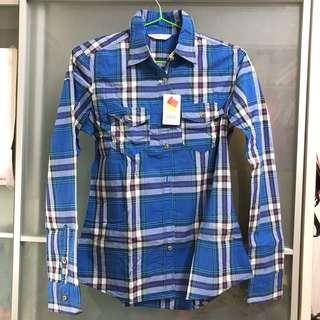 🚚 Net 格子襯衫
