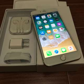 Iphone 6plus 64gb Factory Unlocked