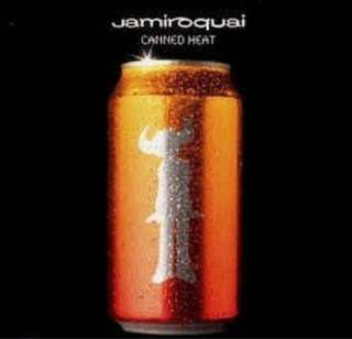 arthcd JAMIROQUAI Canned Heat CD Single