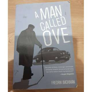 A Man Called Ove #kanopixcarousell