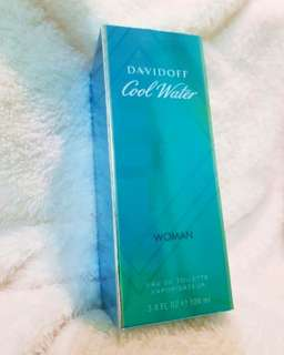Davidoff Cool Water (Women) 100ml