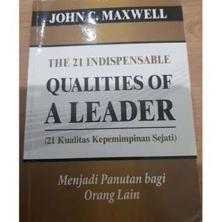 The 21 Indispensable Qualities of A Leader #kanopixcarousell