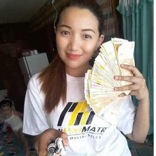 CALLING ALL CELLPHONE USERS NA GUSTONG KUMITA NG DOLLARS HABANG NASA BAHAY LANG!