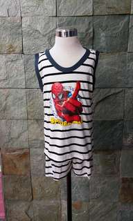 Sleepwear Spiderman