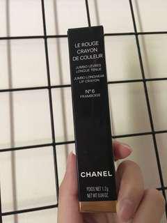 CHANEL Le Rouge Crayon De Couleur Jumbo Longwear Lip Crayon N6 Framboise