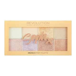 Soph X Revolution Highlighter Palette