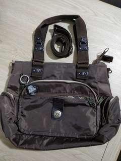 Brown Kipling Bag