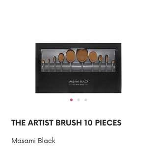 Masami Black The Artist Brush