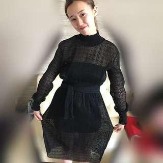 🚚 🙌 透視洋裝