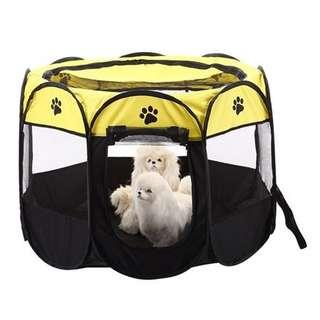 Foldable pet Tent