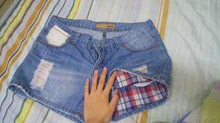 🚚 Ob嚴選 牛仔短褲