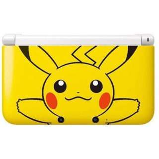 Pikachu 3DS XL (Limited Edition)