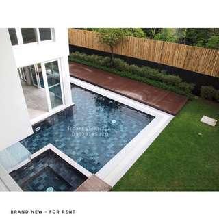 Brand New Modern Ayala Alabang House and Lot For Sale