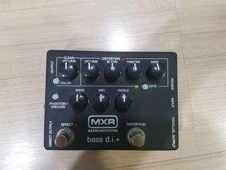 MXR M80 BASS D.I. Box