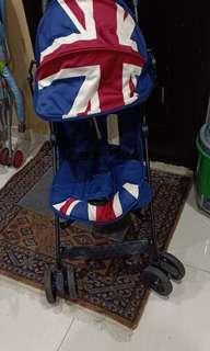 Stroller reduce rm650