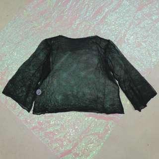 透膚造型網衣