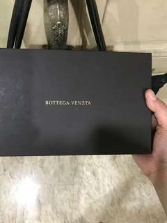 Bottega Veneta zippy wallet
