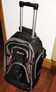 Travel Rudy Project Black Luggage