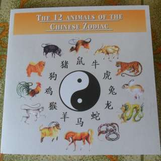 2000 Somalia The 12 Animals of the Chinese Zodiac $10 Coins