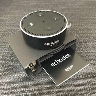 Amazon Echo Dot - Alexa