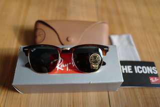 Rayban 3016 clubmaster (classic)