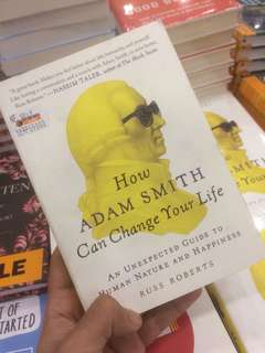 How Adam Smith Can Change Your Life #kanopixcarousell