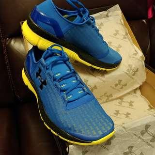 全新 100% new Under Armour UA Speedform Apollo 2 Clutch Super Light Running Shoes 超輕跑鞋 Size US 10 UK. 9 Euro 44 not adidas nike mizuno puma asics new balance