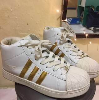 [ HighGold ]Adias Superstar sneakers 👈🏻