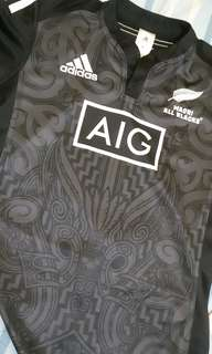 Jersey Maori All Blacks