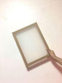Silkscreen Frame 30 x 40cm