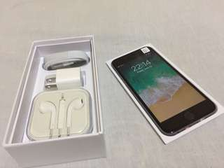 iPhone 6 spacegray 16gb 4g chip