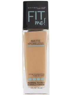 Maybelline Fit Me Foundation 228 Matte Poreless