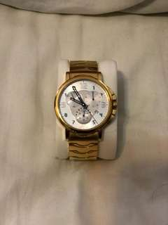 Montblanc gold watches