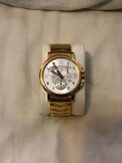Montblanc gold watches