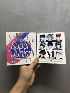 Super Junior 6th Album & Super Junior-M