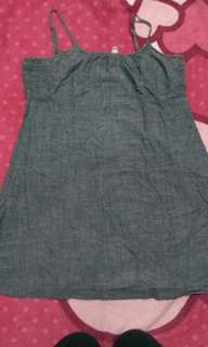 Atasan bahan jeans sz M/L