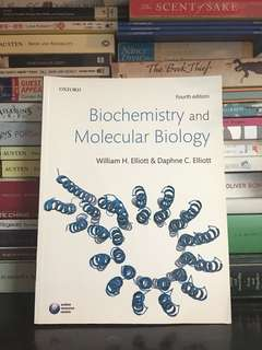 Biochemistry and Molcular Biology - Fourth Edition