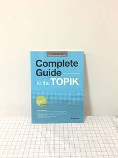 Complete Guide to the TOPIK
