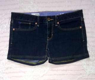 """Gap"" Curvy Stretchable High-waisted Shorts"