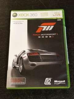 Xbox 360 Forza Motosport 3