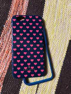 Kate Spade Hearts Iphone 6/6s Casing