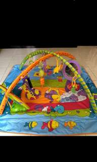 Tinylove gymini kick and play baby playgym