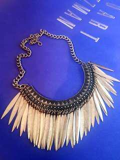Bohemian feel necklace