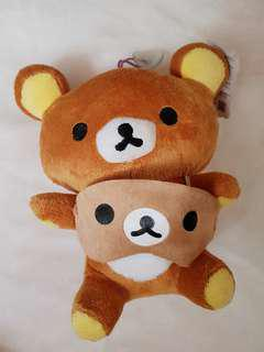 Rilakkuma with mask