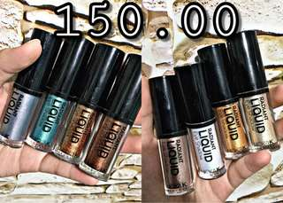 Nicka K liquid eyeshadow