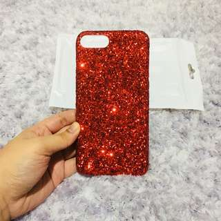 Forever 21 iPhone 6/6s/7/8 Plus Glittered Case