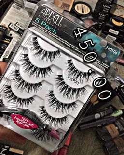 Ardell lashes (set of 5)