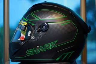 SHARK RACE R PRO CHAZ MAT BLACK